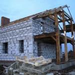 Загородный дом «Фахверк» — фотоотчет