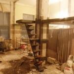 Удобная антресоль — делаем второй этаж в доме с высокими потолками