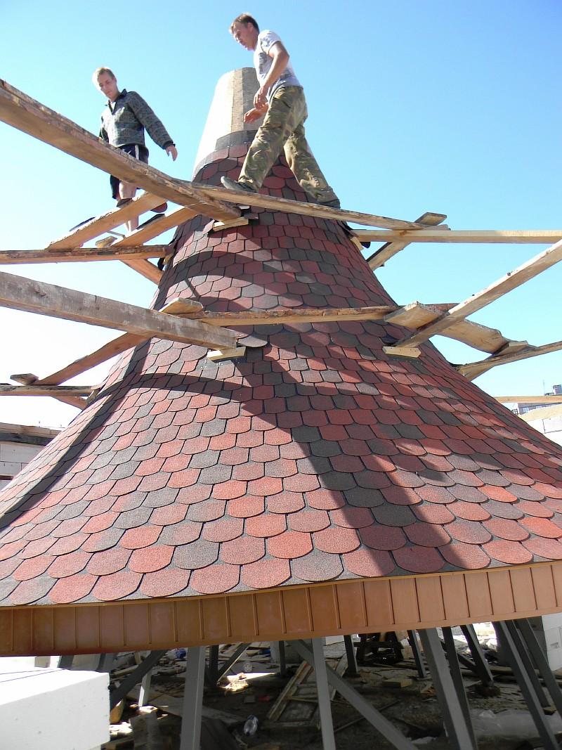 Фото 12 Это уже строительная акробатика