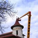 Разработка проекта, поэтапное изготовление и монтаж купола для частного дома