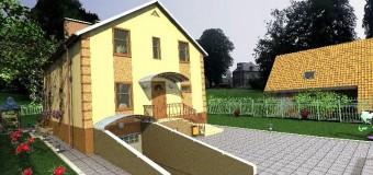 Проект загородного дома «Просторный» — комфорт с размахом!
