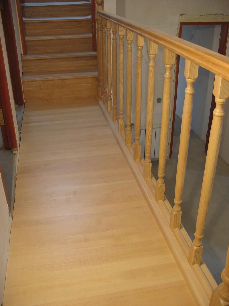 Фото 10 Переходная площадка лестницы