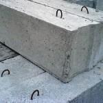 Размеры бетонных фундаментных блоков стеновых (ФБС)