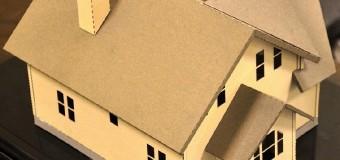Как определить остаточную стоимость строительства после возведения коробки дома?