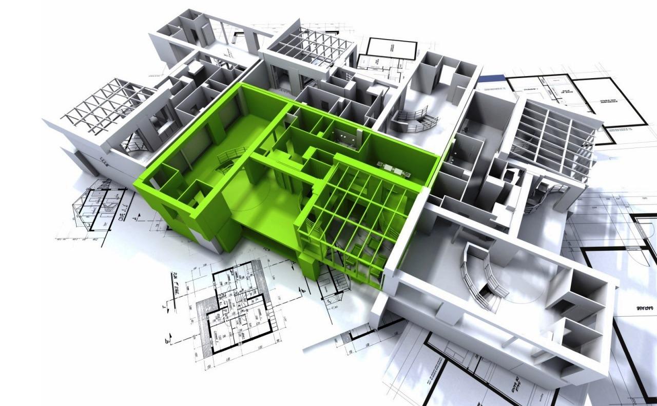 Изменение типового проекта загородного дома