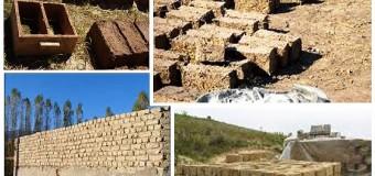 Строительные материалы из необожженной глины (кирпич-сырец, саманный кирпич, лемпач)
