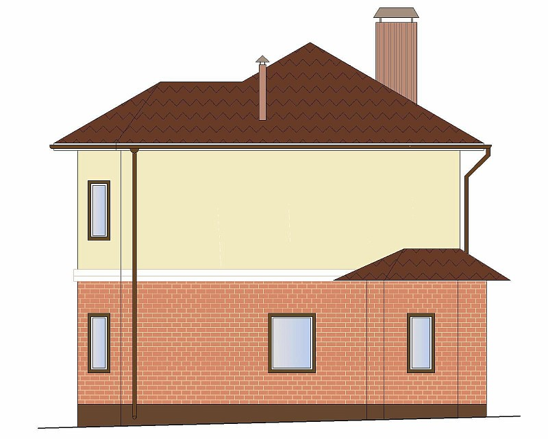Фасад 2_вид В