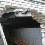 Строительная экспертиза: аварийное обрушение покрытия промышленного здания при выполнении строительных работ