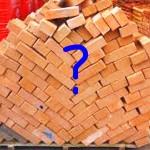 Как можно использовать некачественный кирпич?