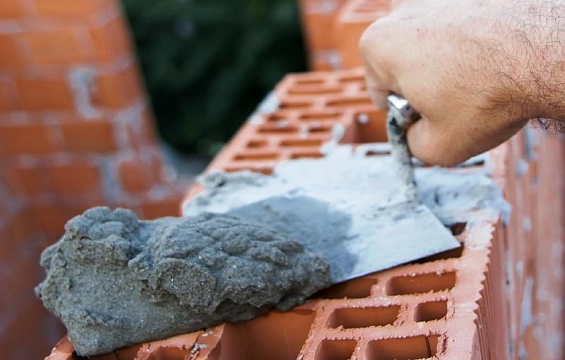 Как определить расход кирпича и раствора для кладки стен и перегородок