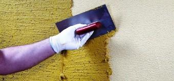 Определяем расход раствора для оштукатуривания кирпичных и деревянных конструкций