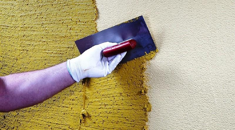 Нормы расхода на оштукатуривание 1 м2 поверхности