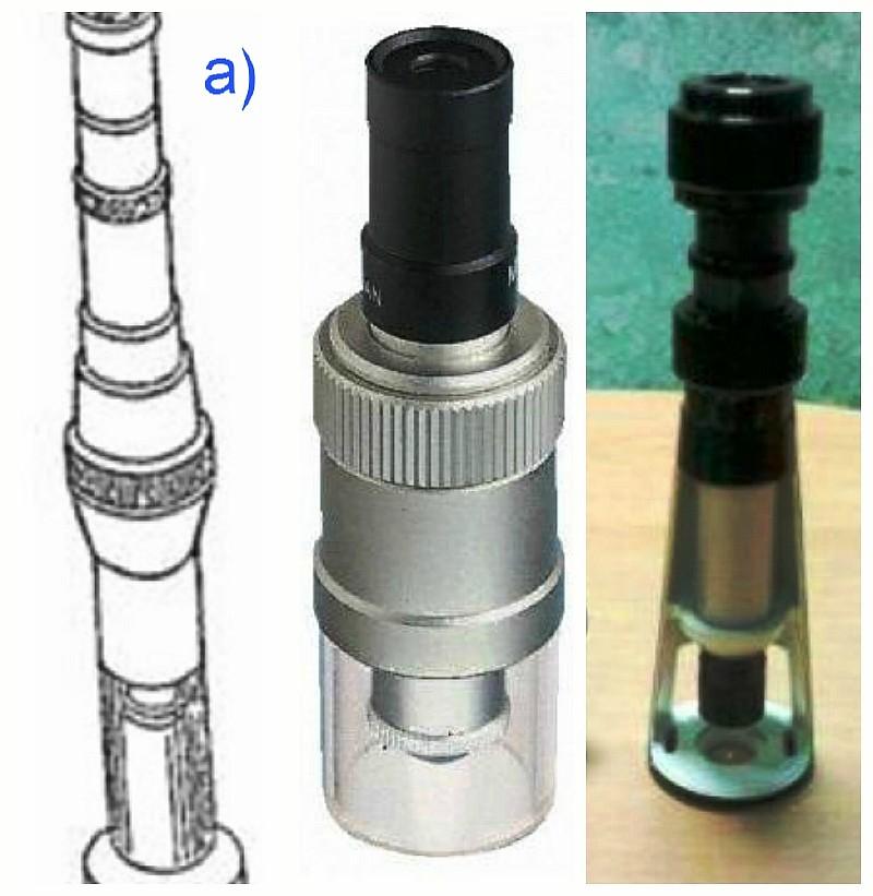 Отсчетный микроскоп МПБ-2 и лупа Бринелля