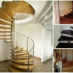 Лестницы с забежными ступенями — все «за» и «против»