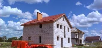 Фотоотчет: строительство дома по проекту «Семейный»