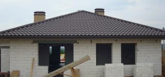 Фотоотчет: реализация проекта жилого дома «Мечта»