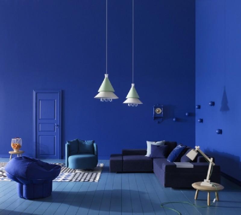 Фото 3. Влияние цвета на восприятие пространства