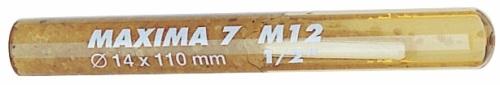 Рис.3. Химический анкер в ампуле, для диаметров 8 – 20 мм