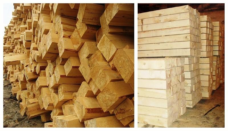 Недостатки применения деревянных шпал при строительстве дома
