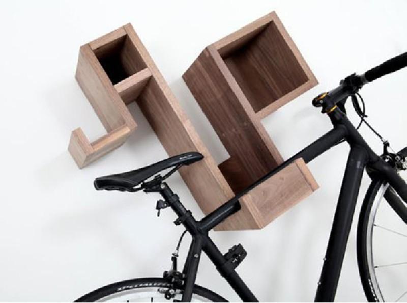 Фото 11. Полочка для велосипеда