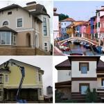 Фасадные краски — виды, где применяют. Какую фасадную краску выбрать для своего коттеджа?