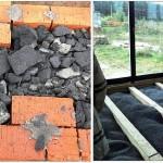 Пеностекло — характеристики и область применения данного теплоизоляционного материала