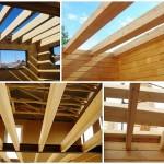 Деревянные междуэтажные перекрытия — все за и против