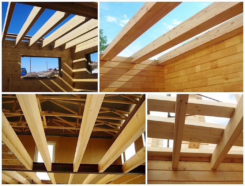 Когда стоит делать деревянные междуэтажные перекрытия?