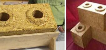 Строительство из соломенных блоков. Основные этапы возведения экодомов из соломы