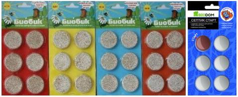 Анаэробные бактерии в таблетках