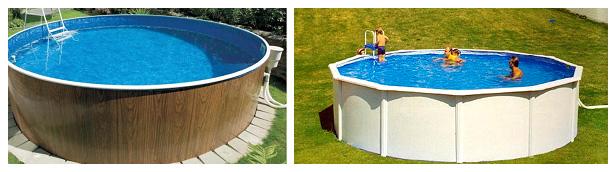 Типы сборно-разборных бассейнов
