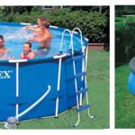 Практика применения сборно-разборных бассейнов на участке