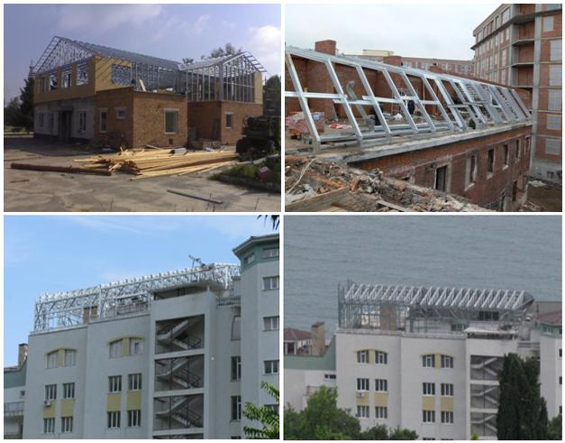 Фото 1_Каркасные малоэтажные здания из ЛСТК