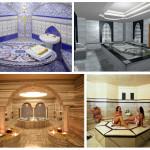 Турецкая баня хаммам — устройство, процедуры
