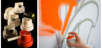 Создание граффити при отделке стен дома — где и как применяют?