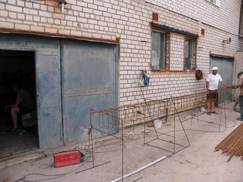 Стенд для изготовления арматурных каркасов