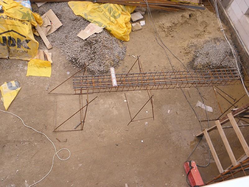 Изготовлен пространственный каркас на стенде