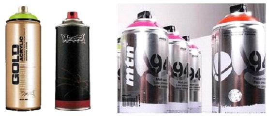 Краски для граффити