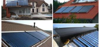 Солнечный коллектор: открытый, вакуумный, плоский. Принцип работы