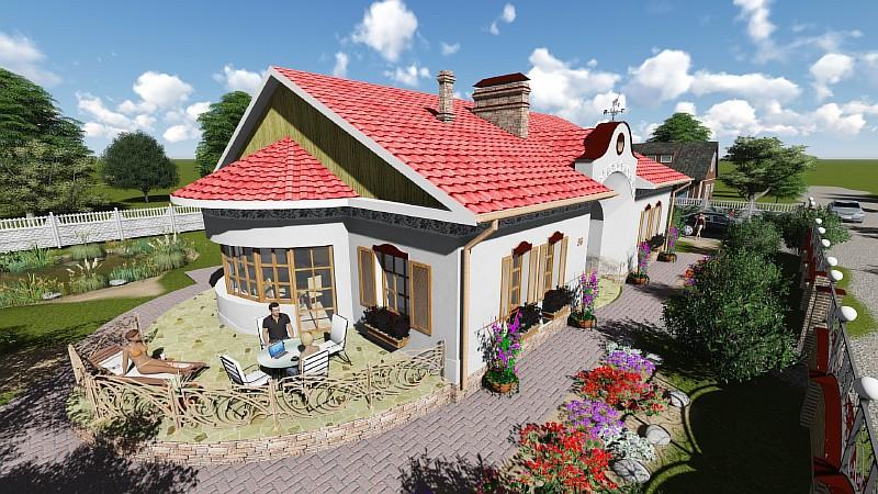 Каталог проектов домов - allhomesru