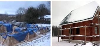 Консервация недостроя — как правильно заморозить стройку на зиму?