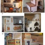 Русская печь с лежанкой и печь «шведка» — устройство, конструкция