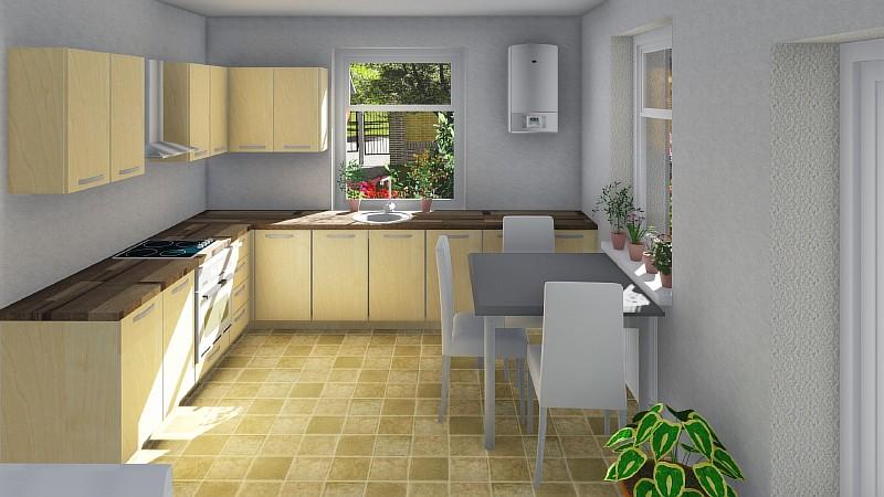 """Проект минидома """"Студия-1"""" - бюджетное жилье"""