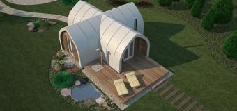 Проект жилого дома «Лотос»