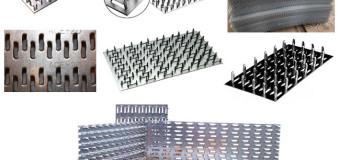 Металлозубчатые (гвоздевые) пластины — МЗП: для изготовления деревянных стропильных ферм