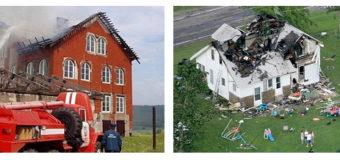 Как выполнить молниезащиту загородного дома? Заземление жилого дома
