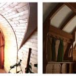 Арочный дом — конструктивные особенности и преимущества такого типа жилья