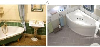 Как правильно выбирать ванну для дома? Разновидности и характеристика ванн