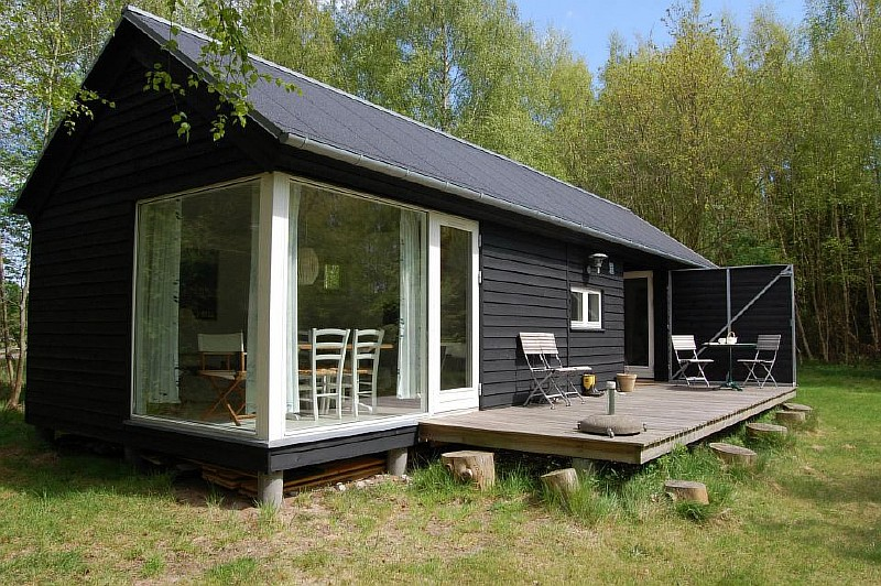 «dogtrot» дизайн дома