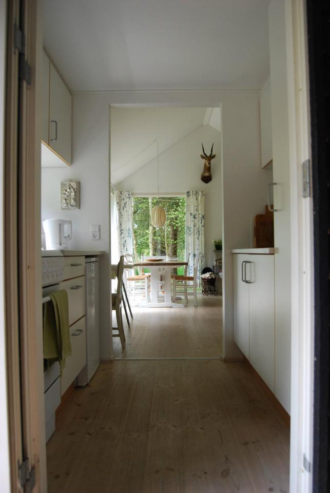 """Дом для отдыха в Дании в стиле """"dogtrot"""""""
